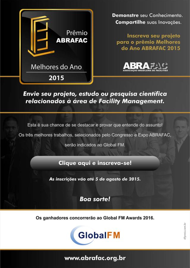 ABRAFAC Premio 2015
