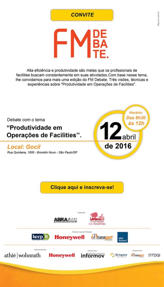 ABRAFAC FM Abril
